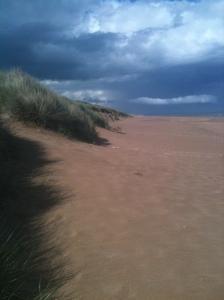 sand dune balmedie